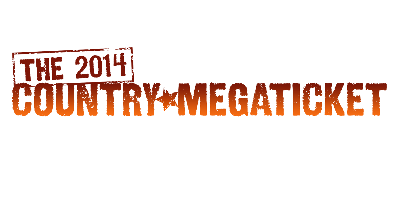 Country Megaticket 2014