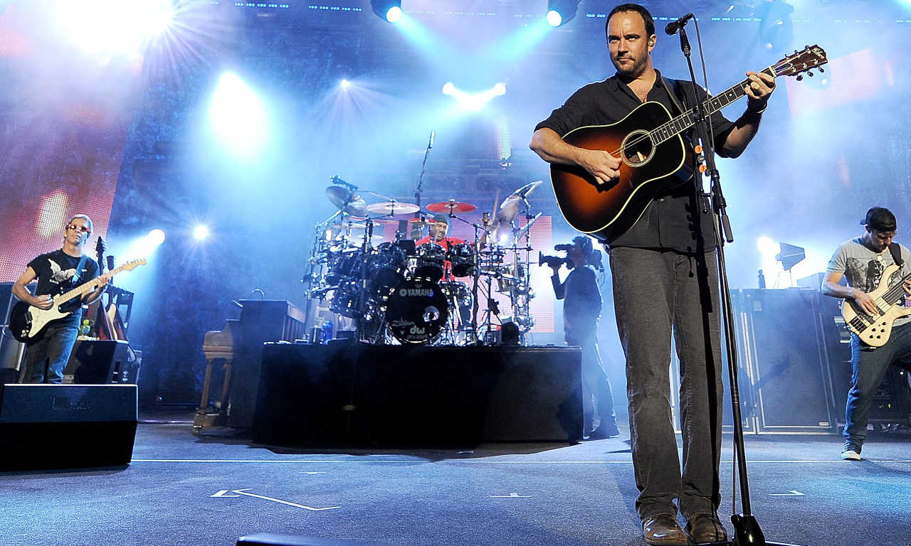 Dave Matthews Band Photo