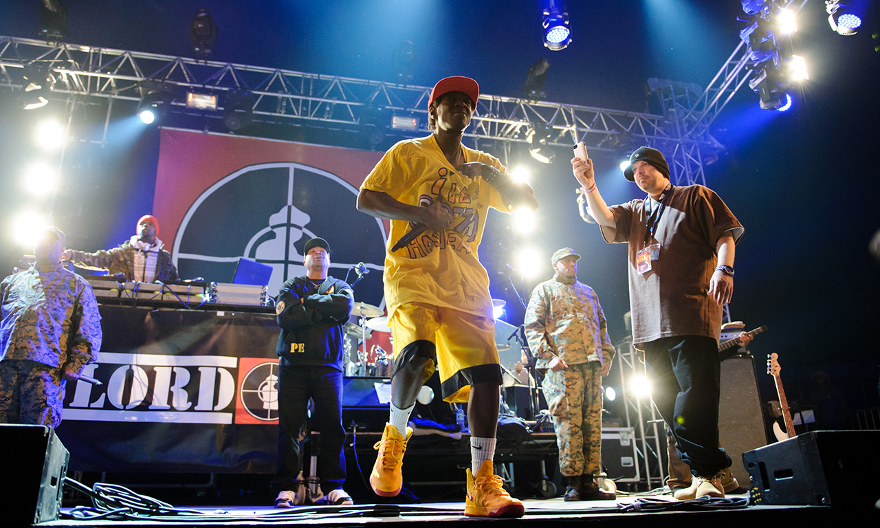 Public Enemy Photo