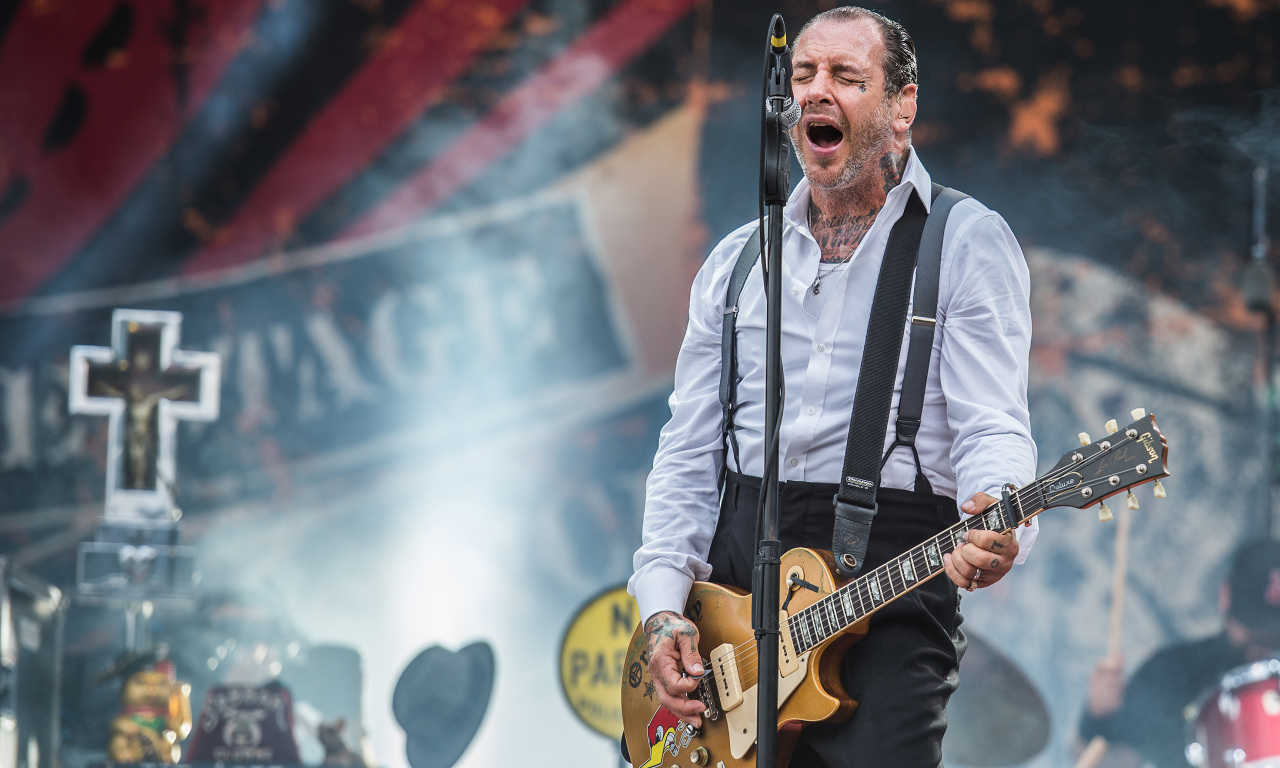 Social Distortion Photo