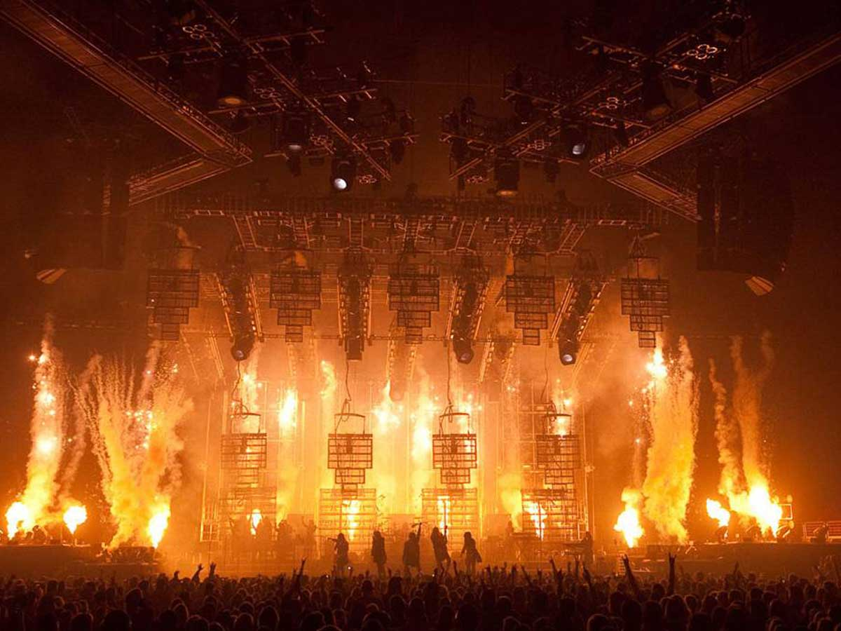 Trans-Siberian Orchestra Photo