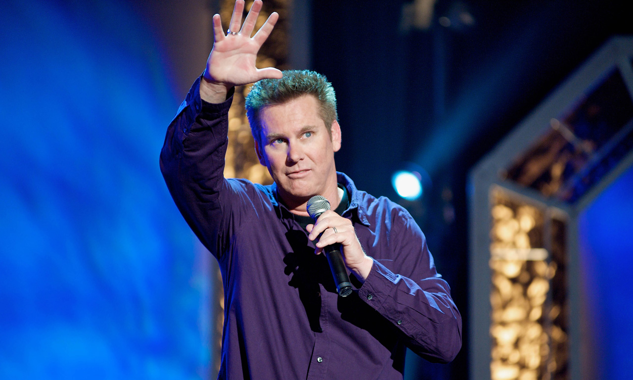 Brian Regan Photo