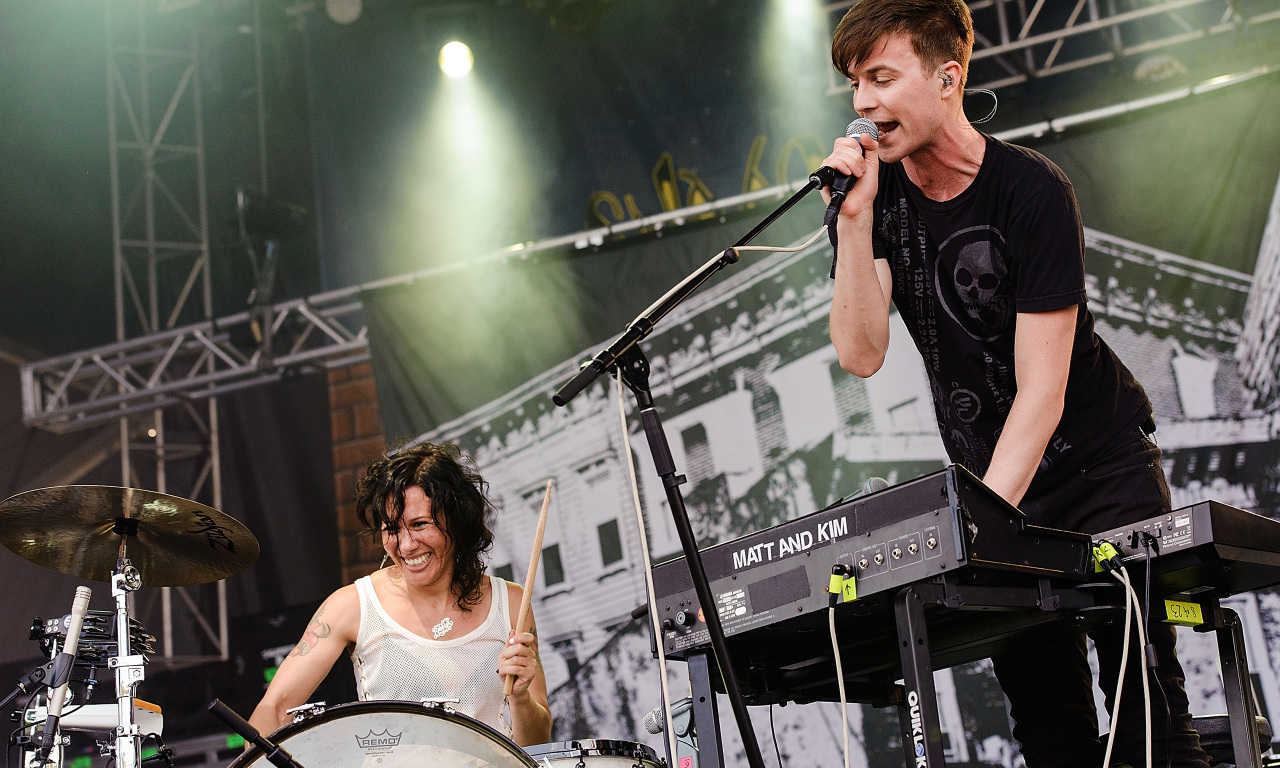 About matt and kim dating big 7