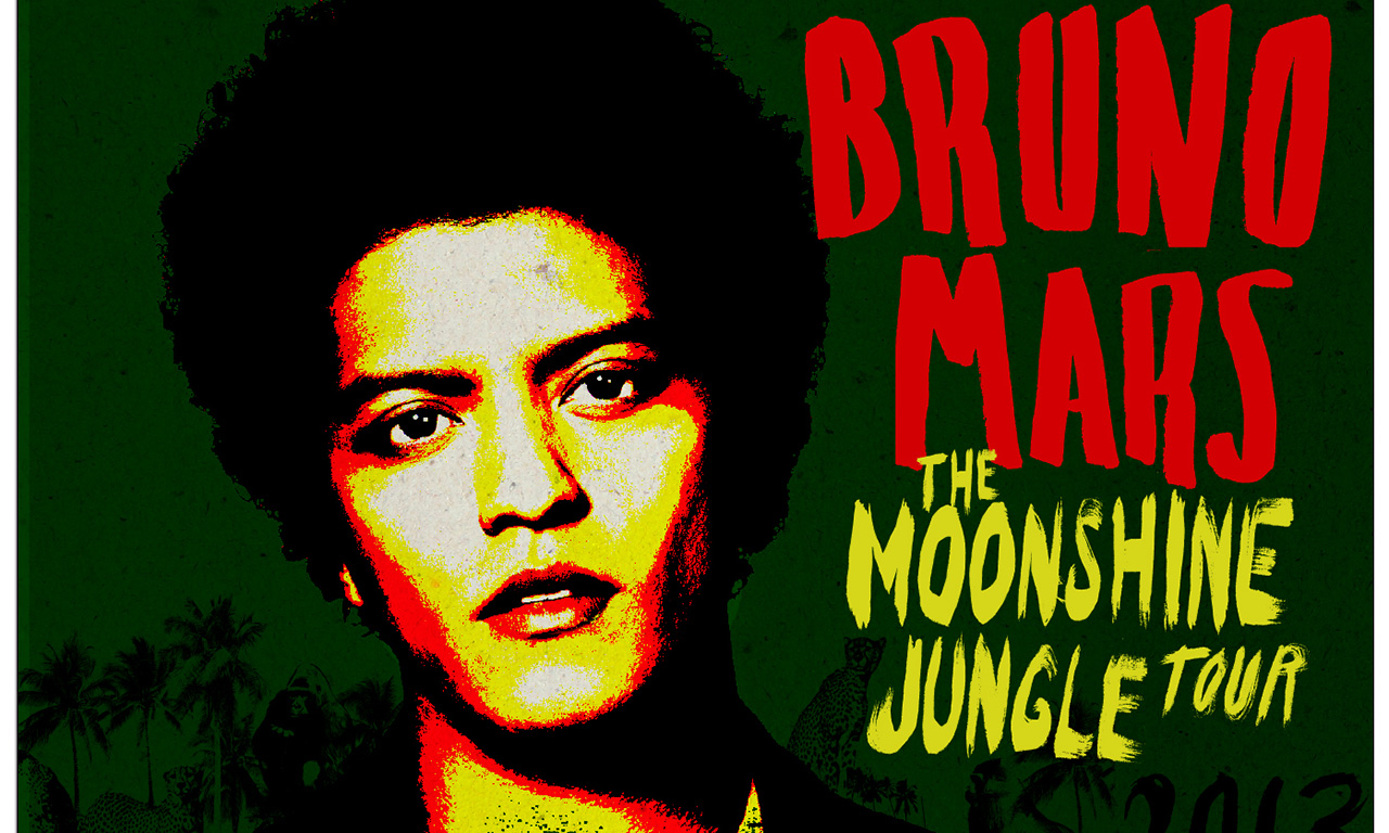 Bruno Mars Photo