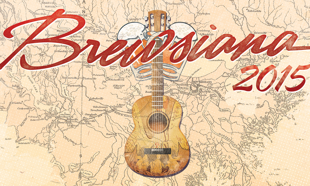 Brewsiana louisiana craft beer music festival 21 at for Craft shows in louisiana