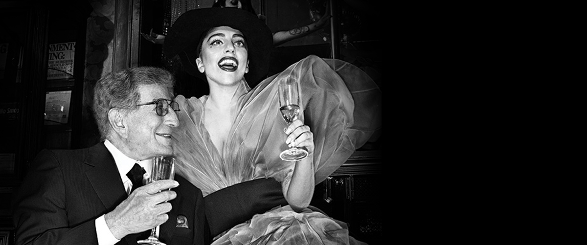 Tony Bennett Amp Lady Gaga At Toyota Oakdale Theatre On Mon