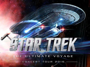 Star Trek: The Ultimate Voyage @ Warner Theatre | Washington | District of Columbia | United States