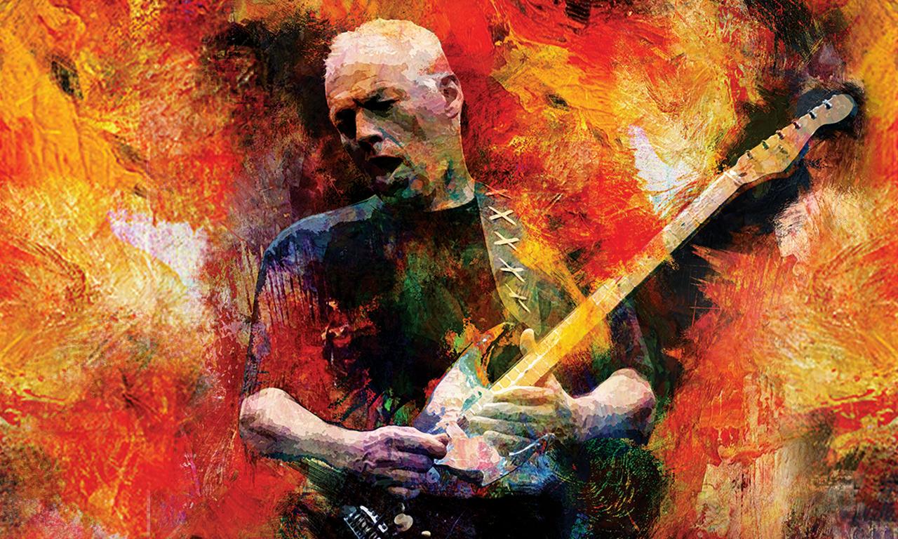 David Gilmour - Live In Gdańsk