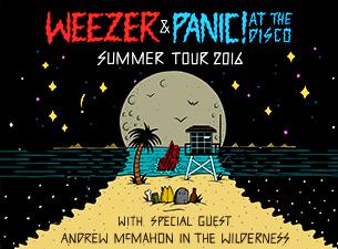 Panic at the disco tour dates