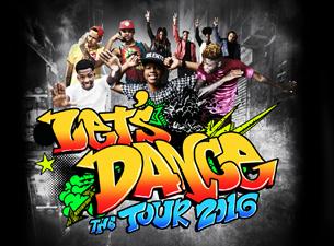 lets dance on tour