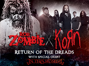 Korn And Rob Zombie Tour