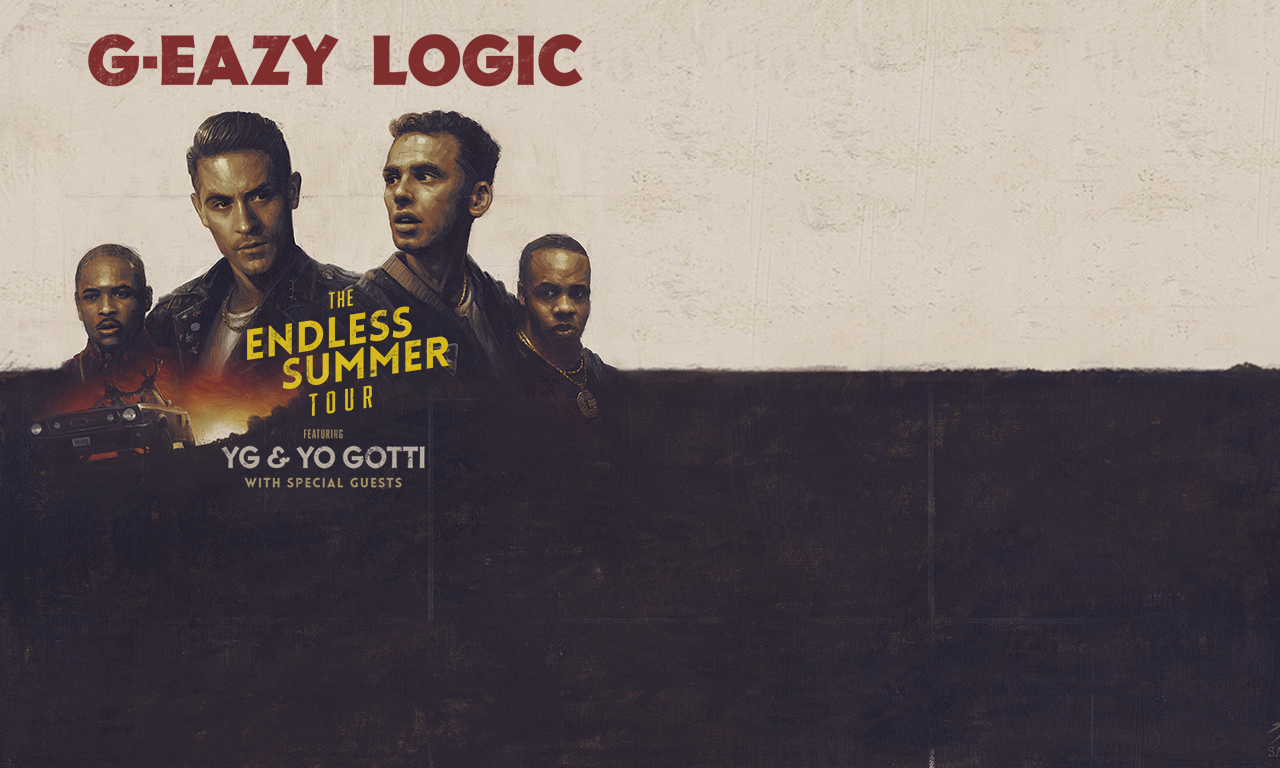 Logic tour dates