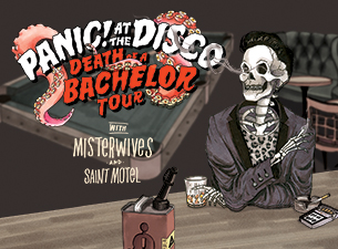 Panic at the disco death of a bachelor tour upcoming shows live panic at the disco death of a bachelor tour upcoming shows live nation m4hsunfo