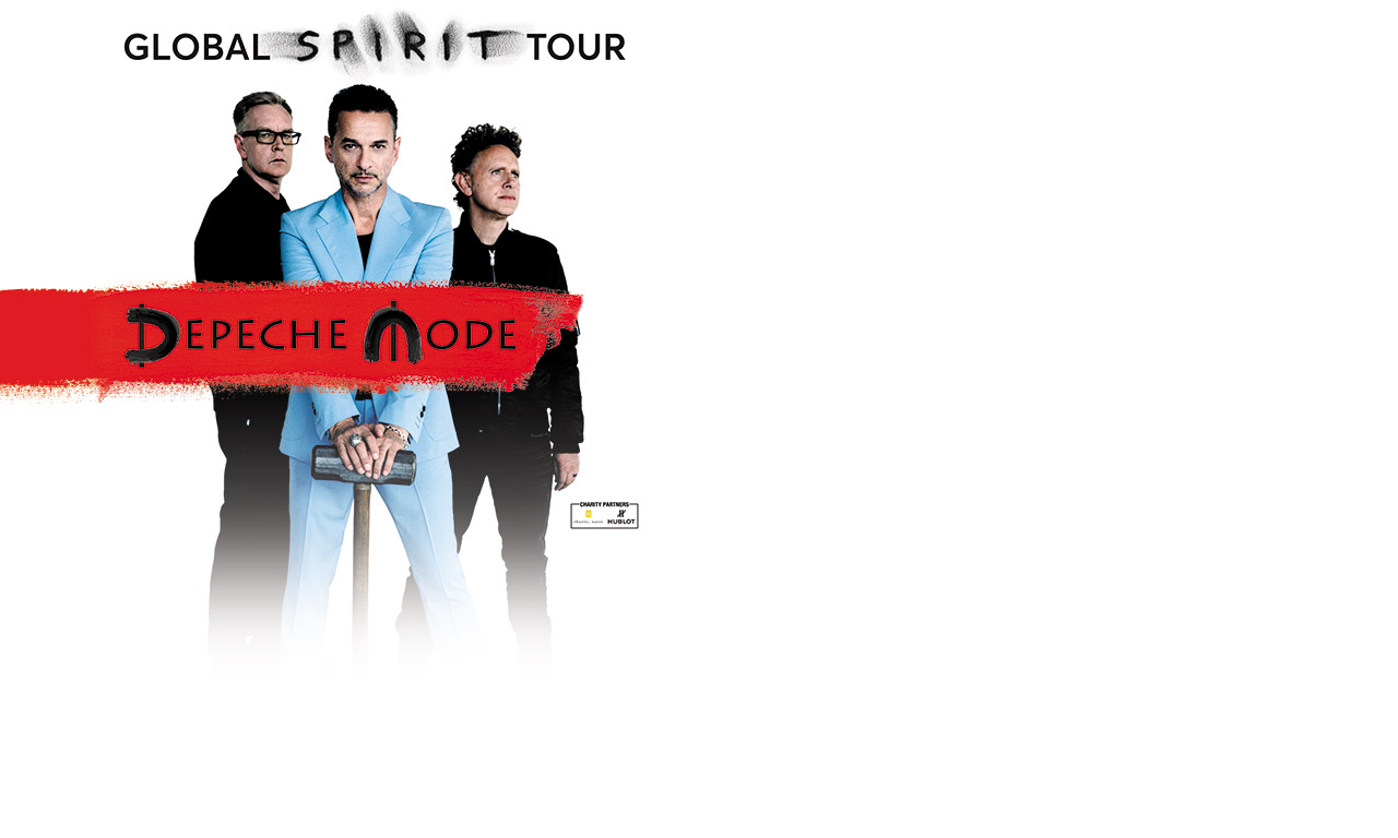 Depeche Mode The Global Spirit Tour Upcoming Shows Live