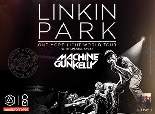 Linkin Park One More Light World Tour August