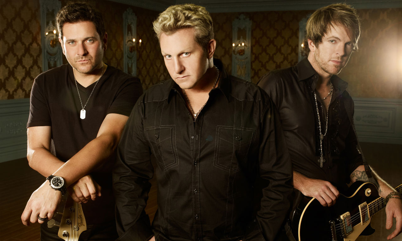 Image result for rascal flatts photos