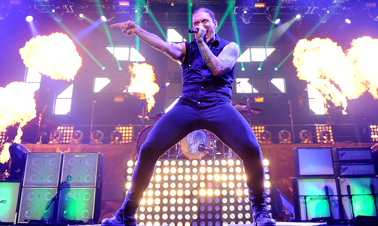 Shinedown Concert Tour
