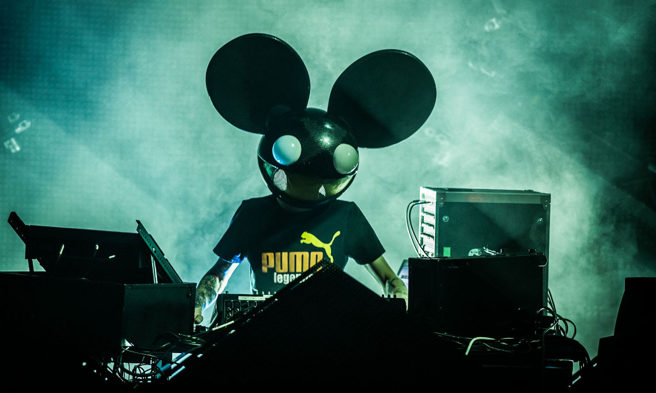 Image result for deadmau5