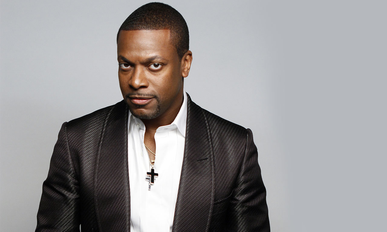 Excited about Chris Tucker