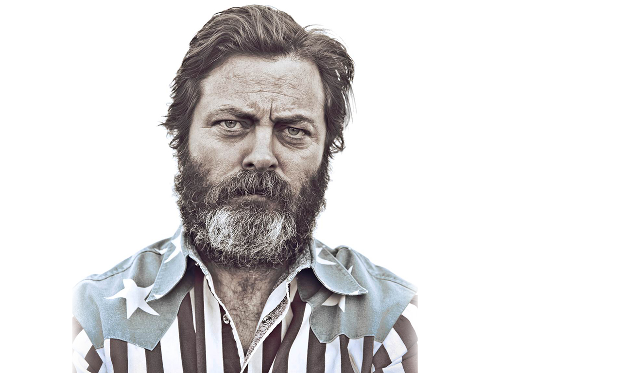 nick offerman sin city