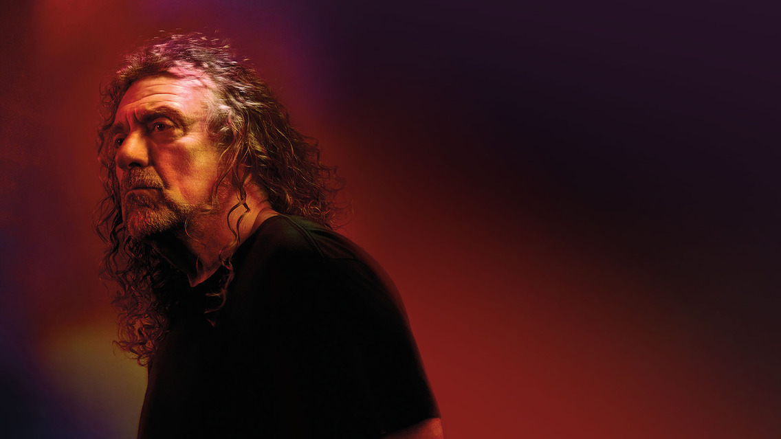 Robert Plant And The Sensational Space Shifters At