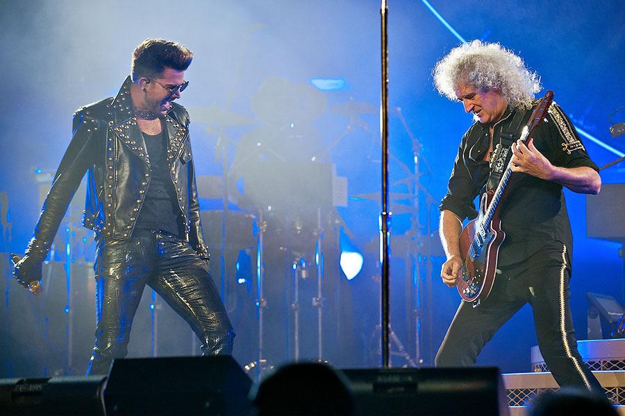 Queen + Adam Lambert live pics!