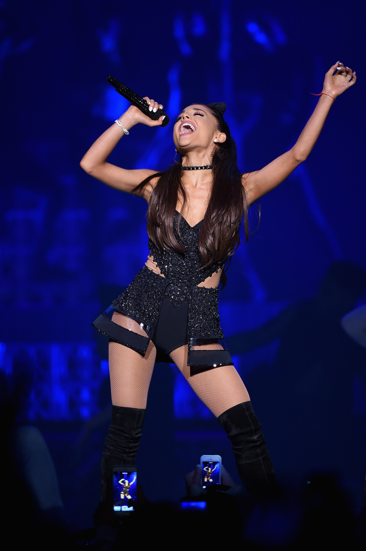 Ariana Grande Concert Setlist at Madison Square Garden New York