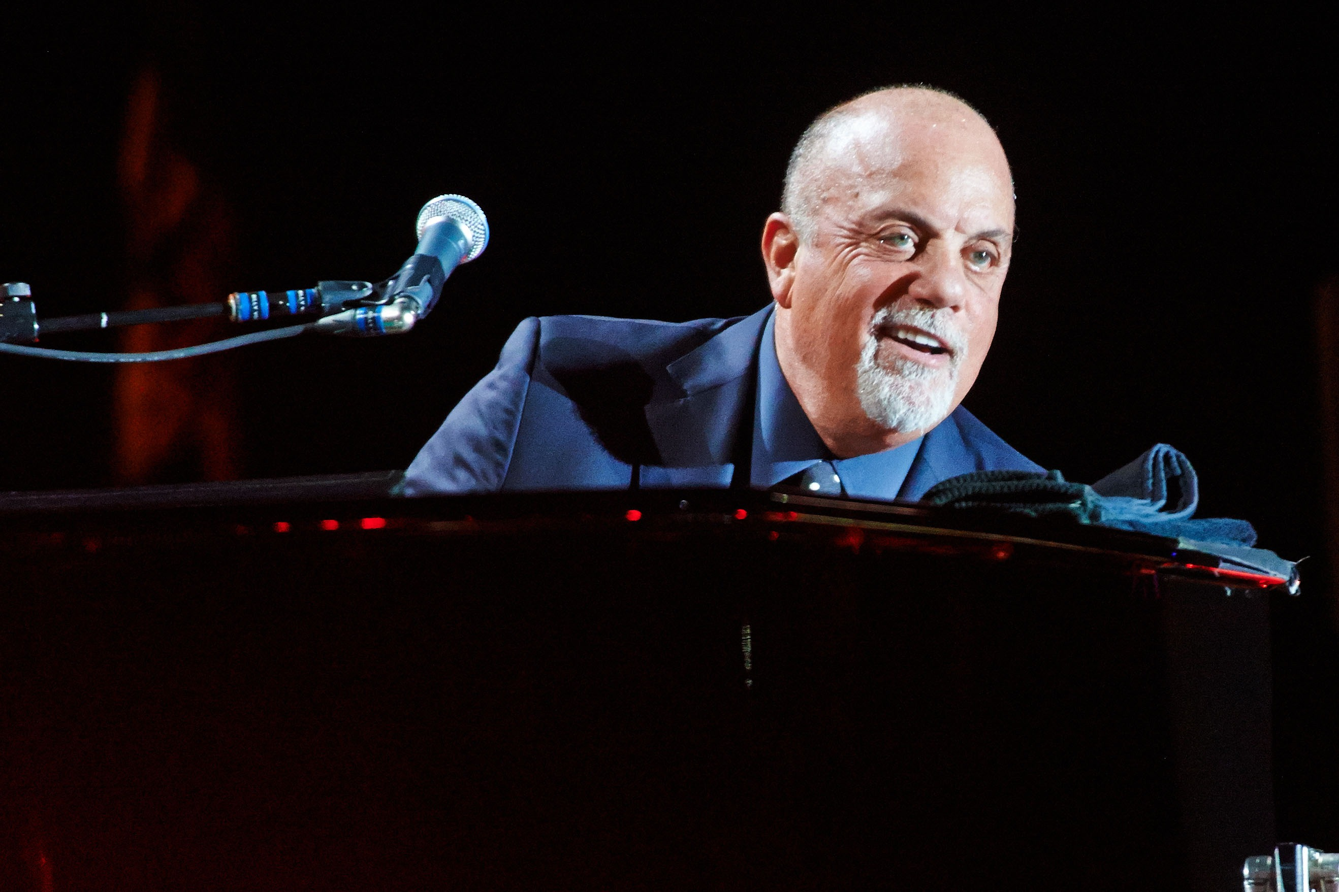 Billy Joel Concert Setlist at Madison Square Garden New York on