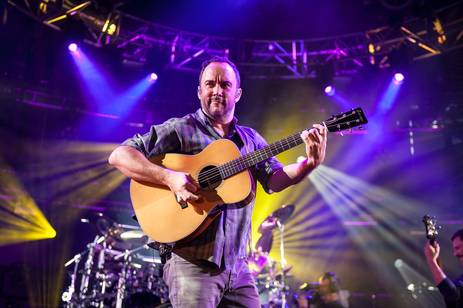 a personal recount on visiting a dave matthews band concert