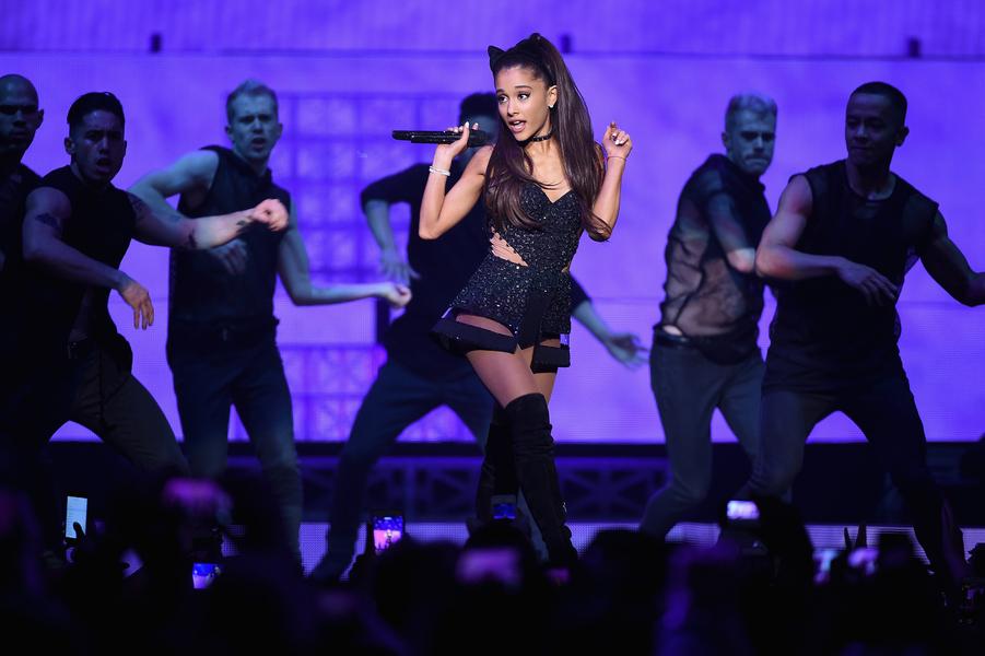 Ariana Grande Dangerous Woman Tour at Madison Square Garden on