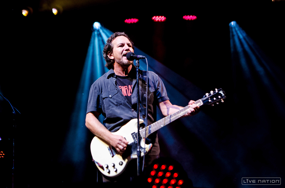 Pearl Jam at Fenway Park on Fri Aug 5, 2016 6:30 PM EDT — Live ...