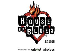 House of Blues Boston presented by Cricket Wireless Upcoming