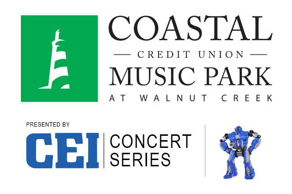 Coastal Credit Union Music Park At Walnut Creek Upcoming Shows In Raleigh North Carolina Live Nation